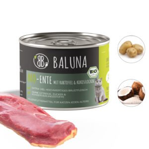 Baluna Bio Katzenfutter